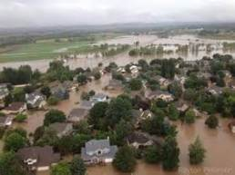 aerial view flooding2